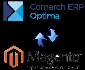 Comarch ERP Optima - Kompix Konektor Magento