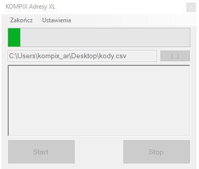 Aktualizator adresów do Comarch ERP XL