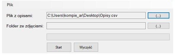 Aktualizator obrazów do Comarch ERP XL
