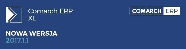 Comarch ERP XL 2017.1.1