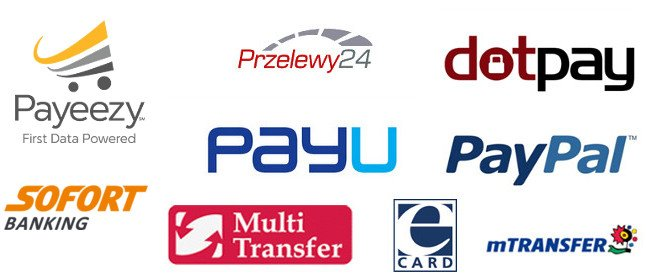 Zintegrowane systemy płatności z Comarch e-Sklep
