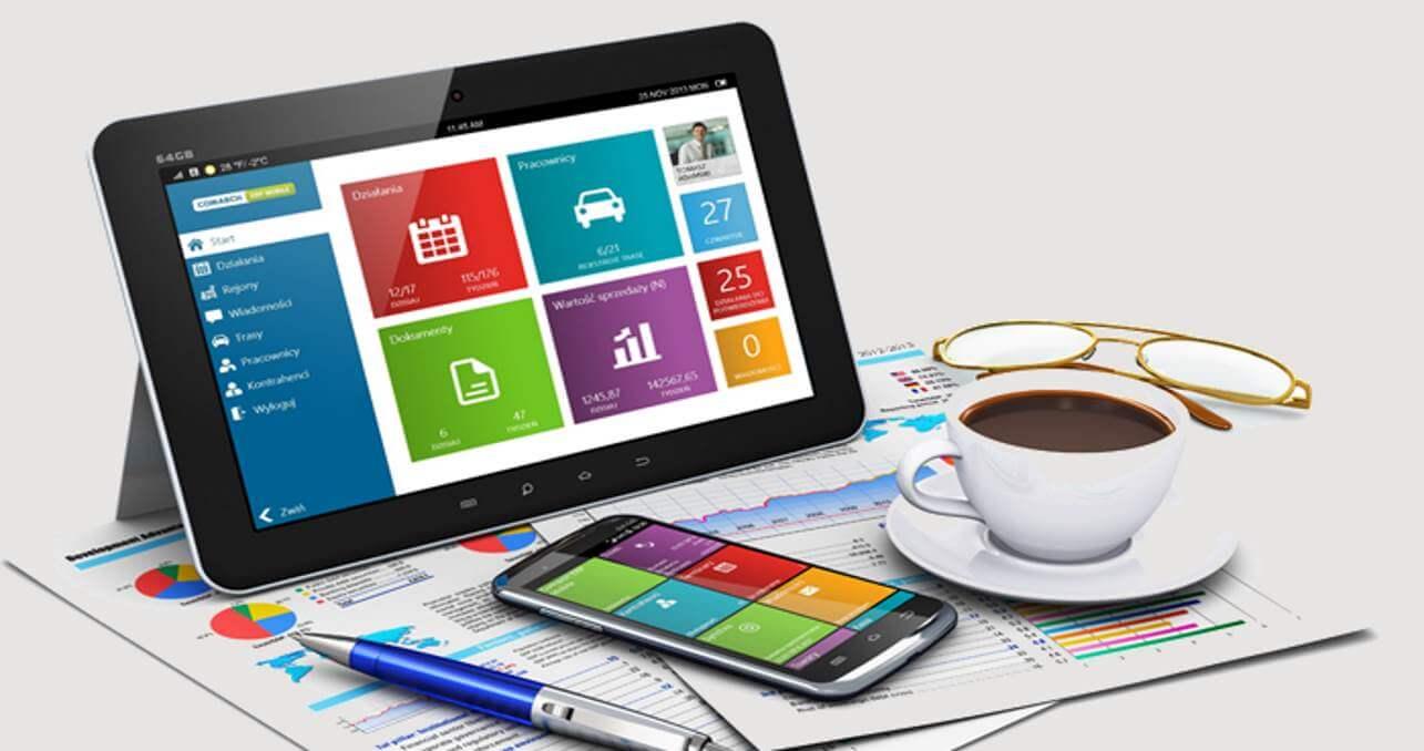Comarch Mobile Zarządzanie zintegrowany z systemami Comarch ERP