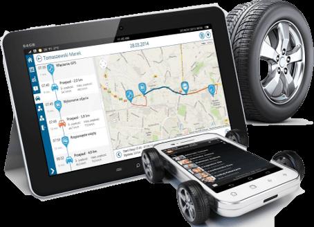 Monitorowanie w Comarch Mobile Sprzedaż