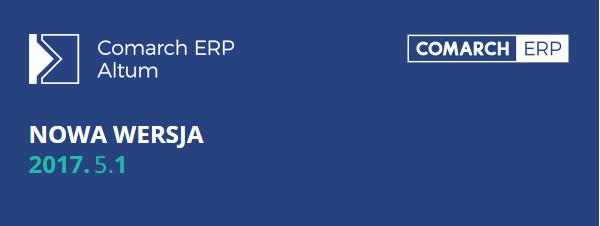 Comarch ERP Altum 2017.5.1