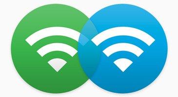 Pasmo sieci WiFi